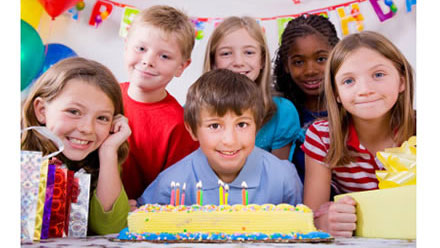 We are the premier facility to host you birthday party!